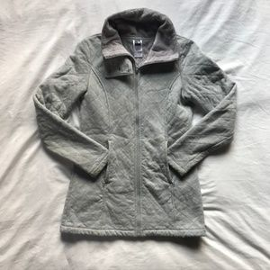 The North Face - Women's 3/4 length Quilted Coat